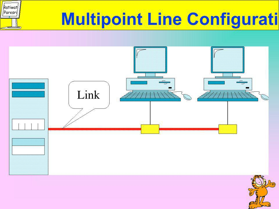 Multipoint Line Configuration
