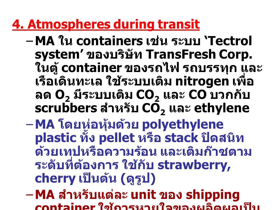 4. Atmospheres during transit
