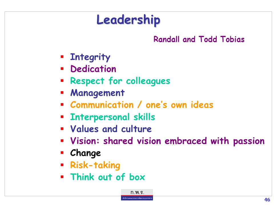Leadership Randall and Todd Tobias