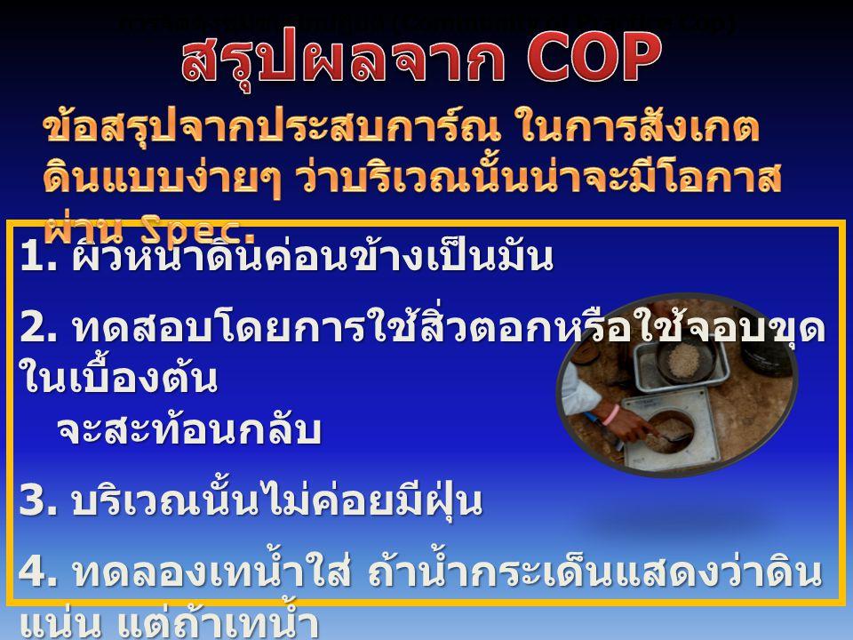 การจัดตั้งชุมชนนักปฏิบัติ (Community of Practice Cop)