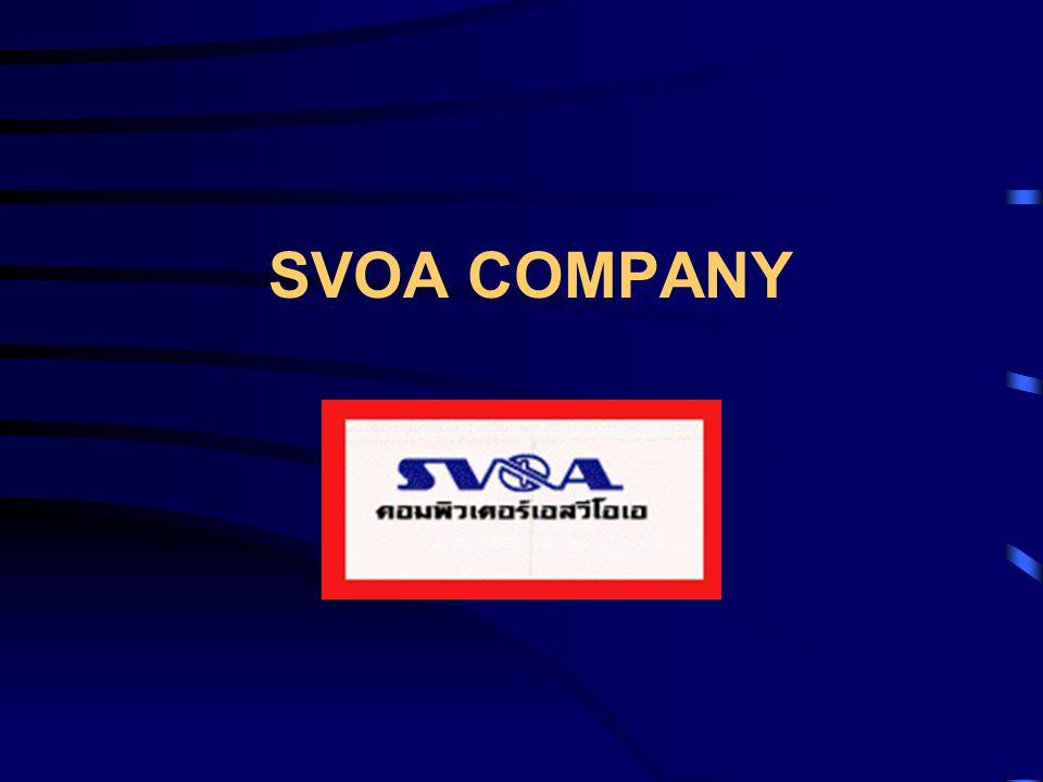 SVOA COMPANY