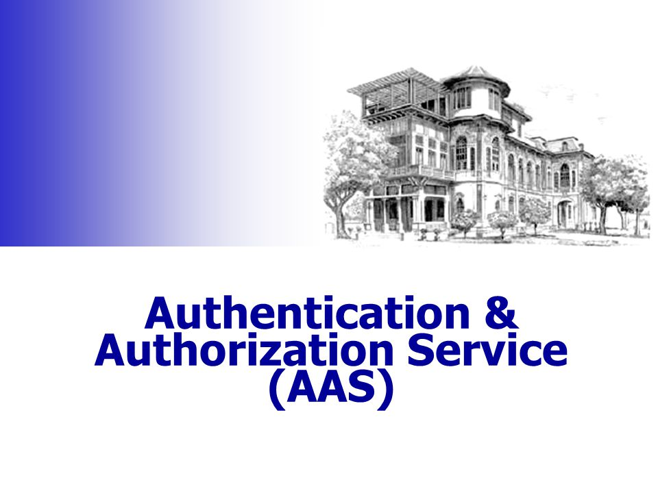 Authentication & Authorization Service
