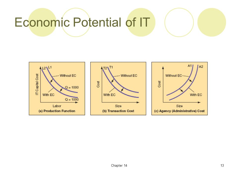 Economic Potential of IT