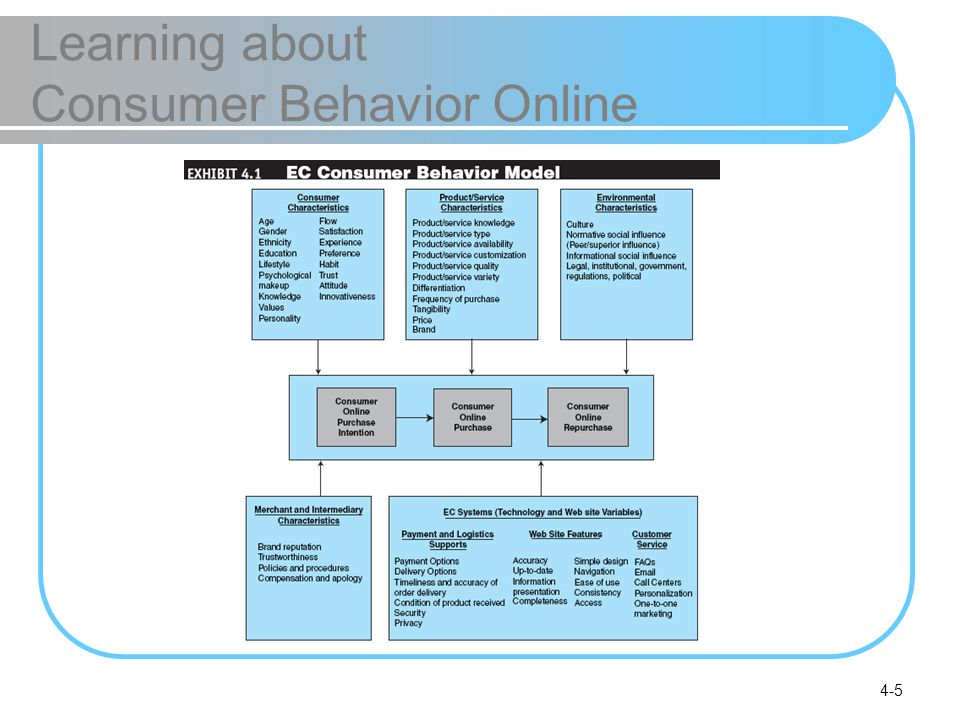 Learning about Consumer Behavior Online