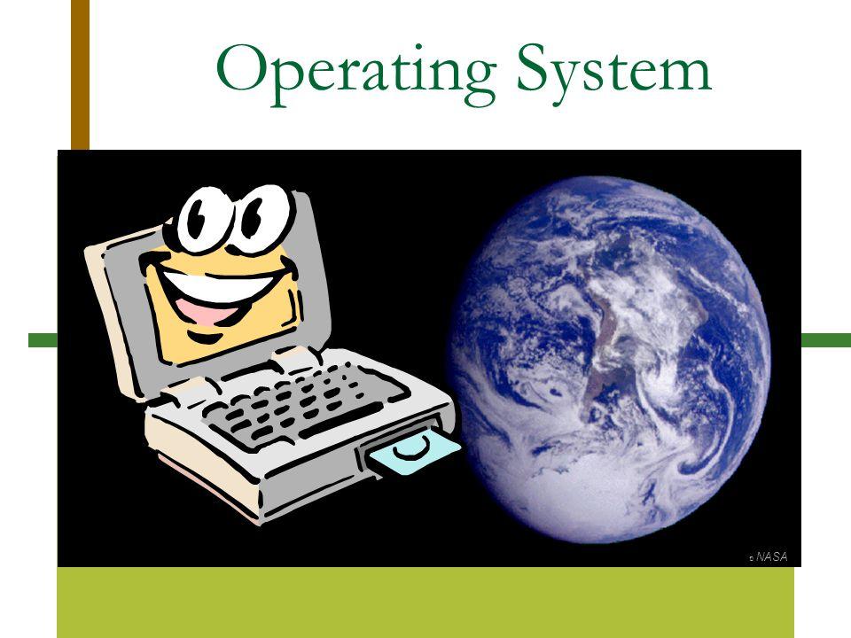 Operating System ฉ NASA 4