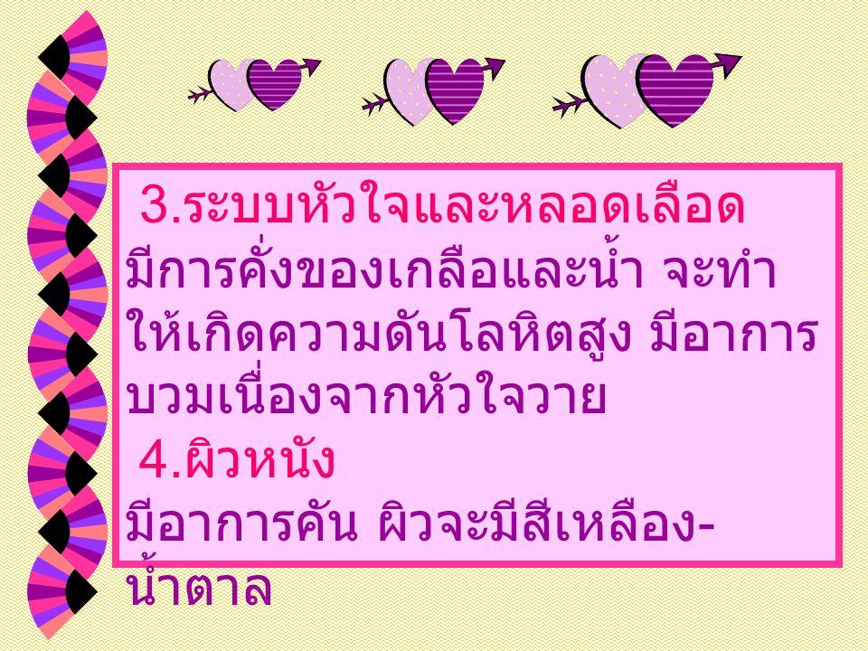 3.ระบบหัวใจและหลอดเลือด