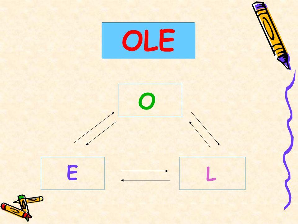 OLE O E L