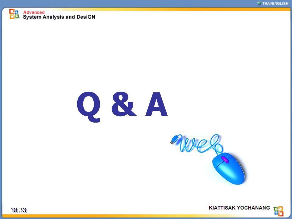 Q & A 10.33