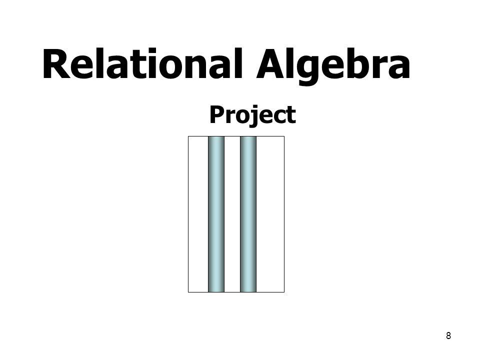 Relational Algebra Project
