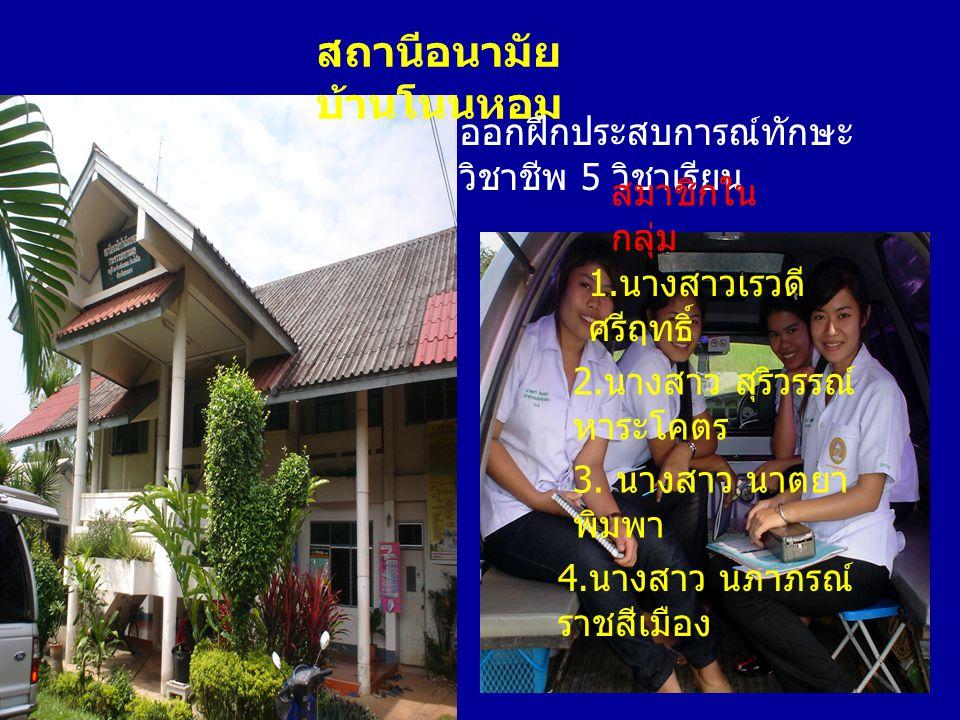 สถานีอนามัยบ้านโนนหอม