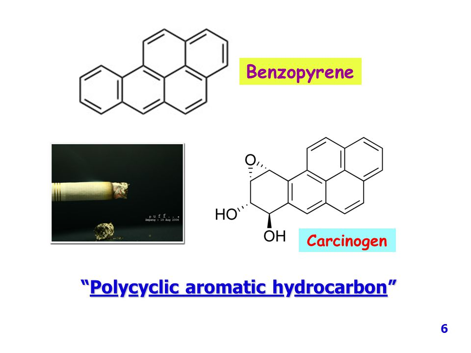 Polycyclic aromatic hydrocarbon