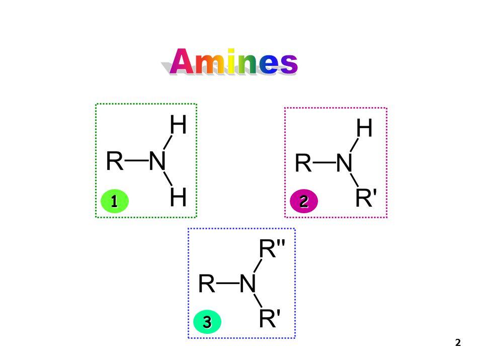 Amines 1 2 3 2