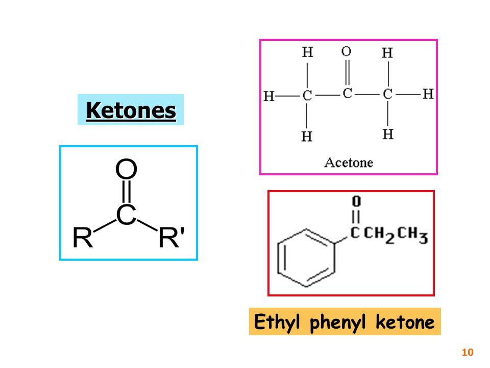 Ketones Ethyl phenyl ketone 10