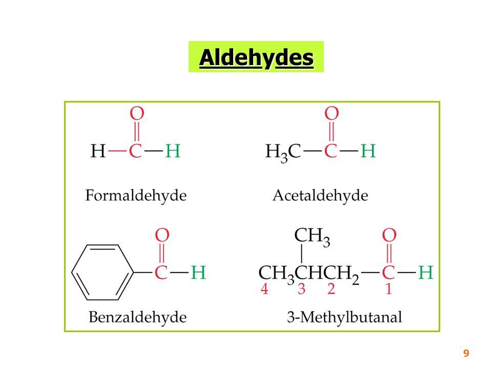 Aldehydes 9