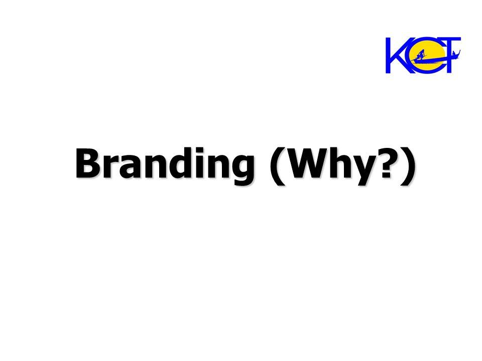 Branding (Why )