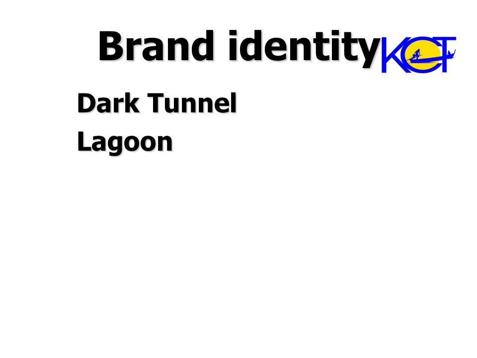 Brand identity Dark Tunnel Lagoon