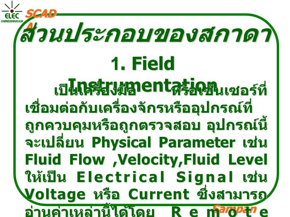 1. Field Instrumentation