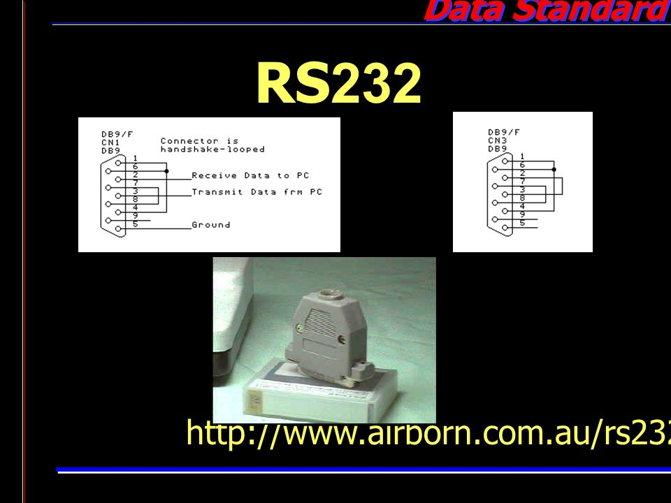 RS232 http://www.airborn.com.au/rs232.html