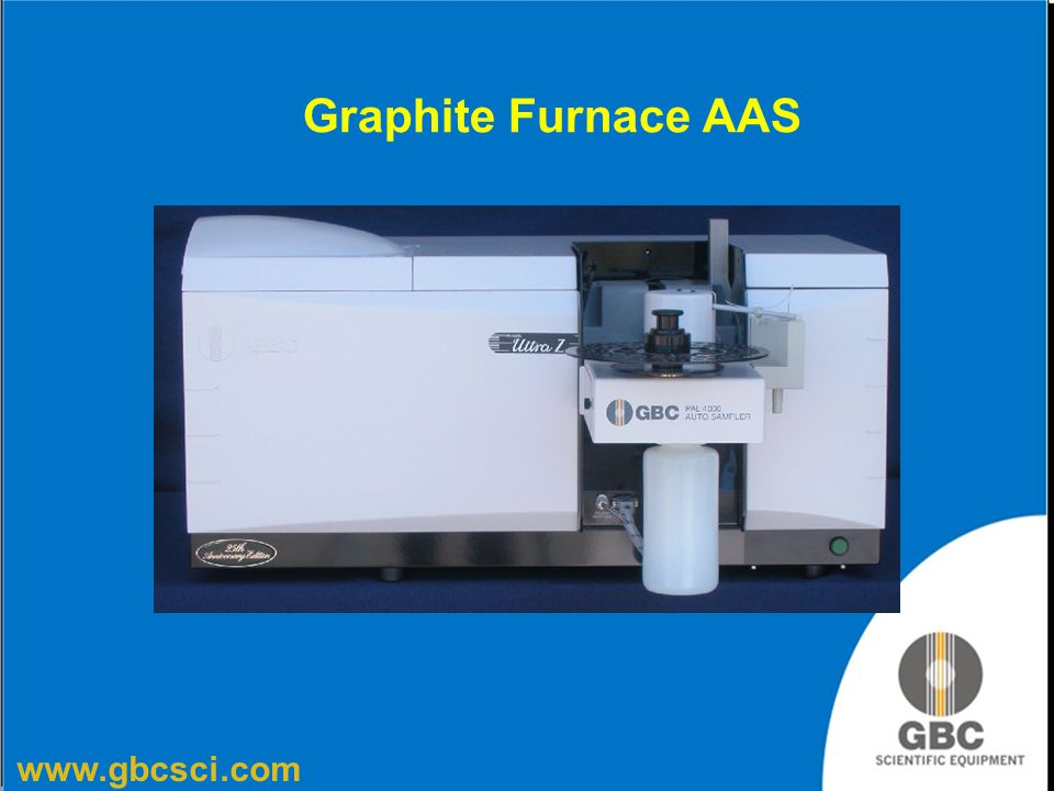 Graphite Furnace AAS