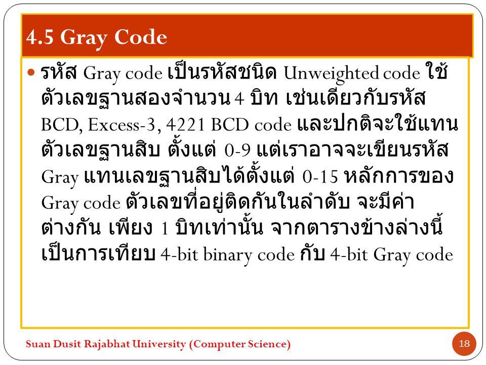 4.5 Gray Code