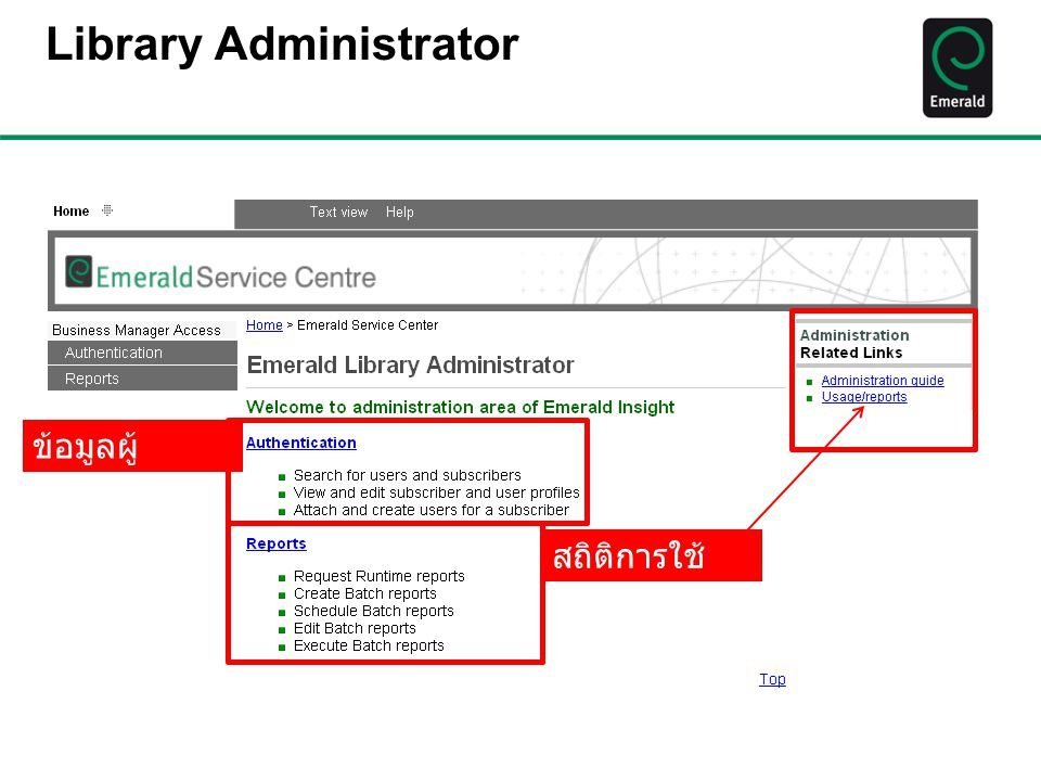 Library Administrator