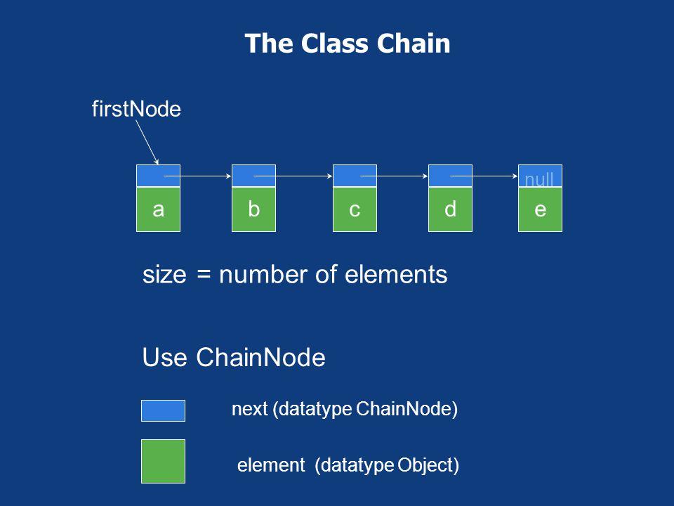 next (datatype ChainNode)