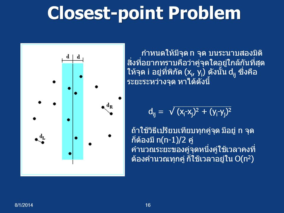 Closest-point Problem