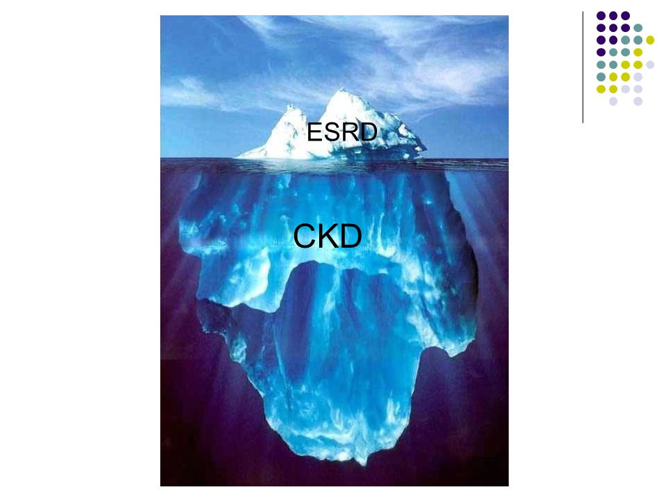 ESRD CKD