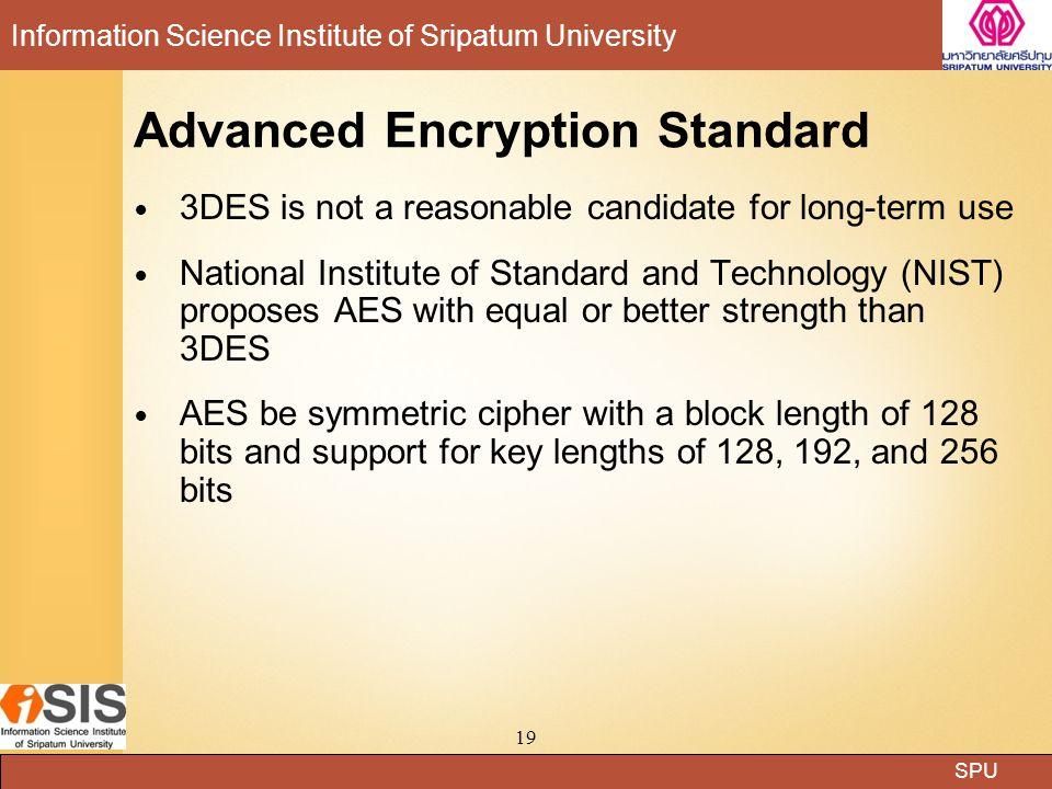 Advanced Encryption Standard
