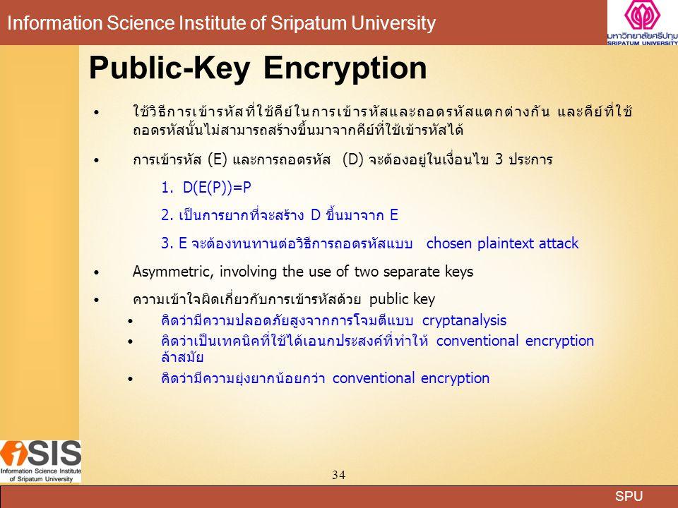 Public-Key Encryption