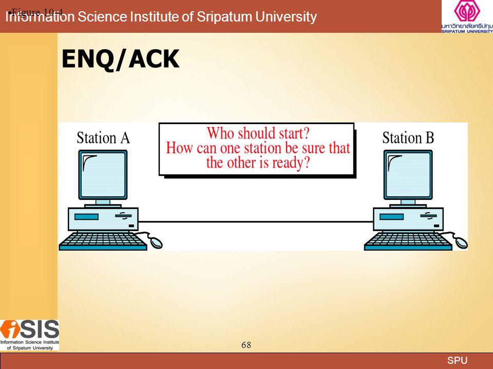 Figure 10-4 ENQ/ACK