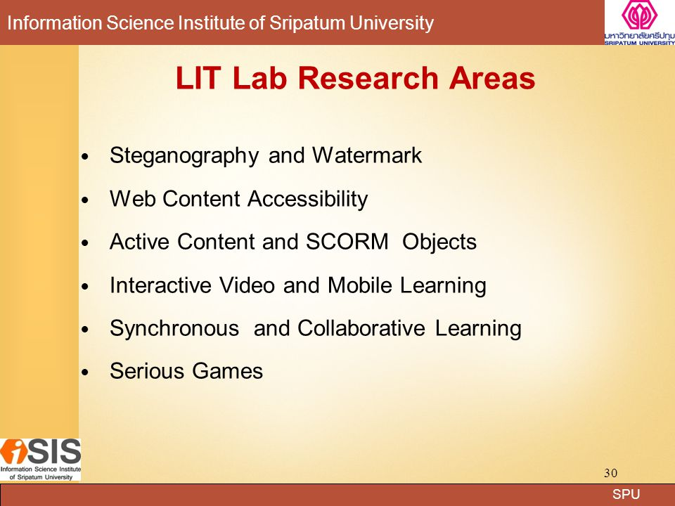 LIT Lab Research Areas Steganography and Watermark