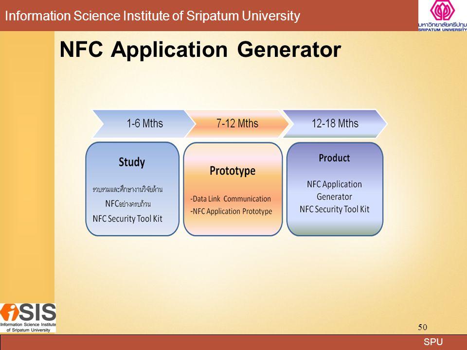 NFC Application Generator