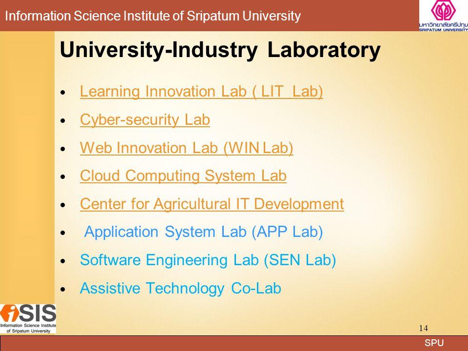 University-Industry Laboratory