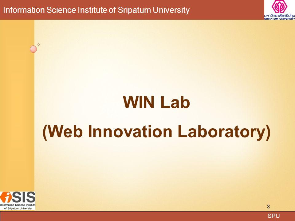 WIN Lab (Web Innovation Laboratory)