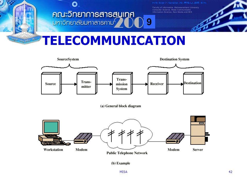 TELECOMMUNICATION MISA