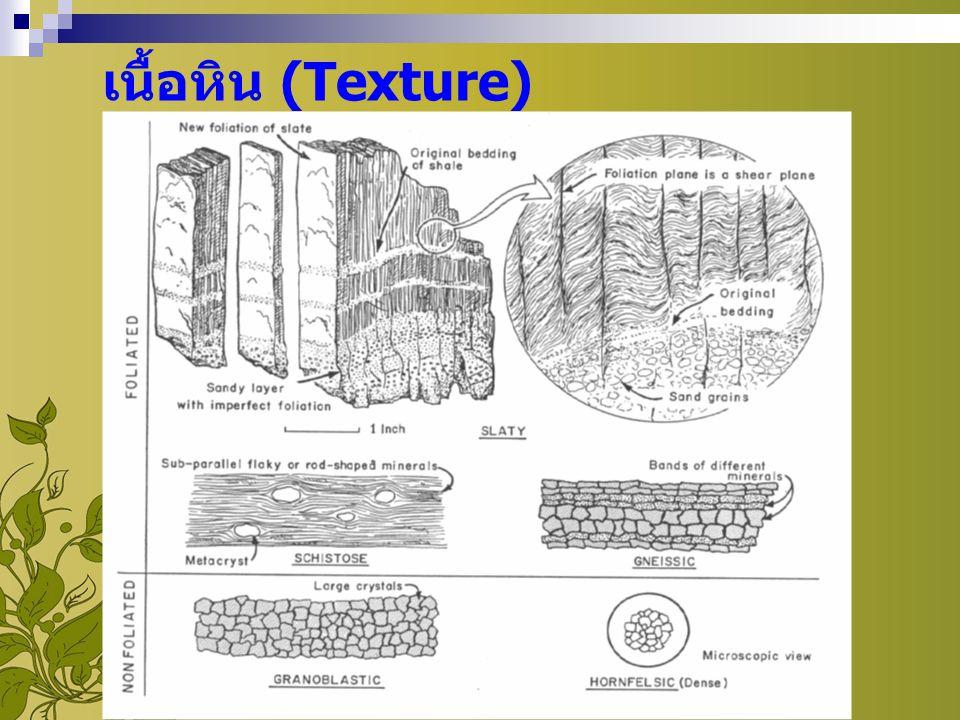 เนื้อหิน (Texture)
