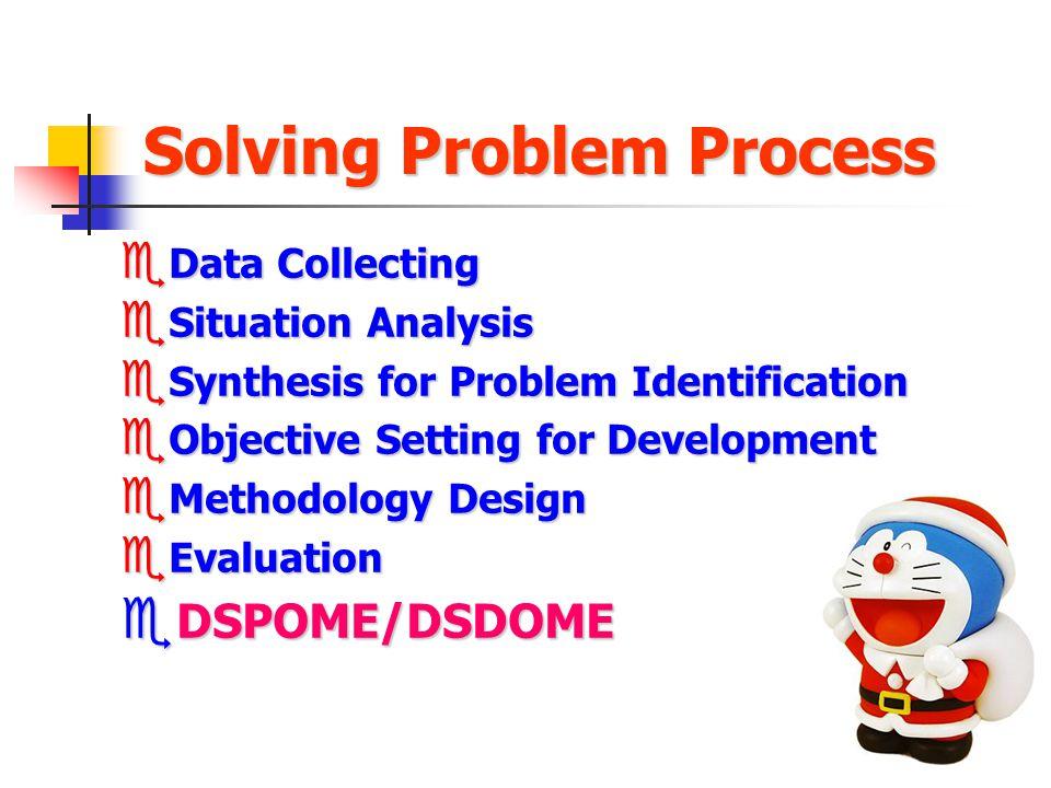 Solving Problem Process