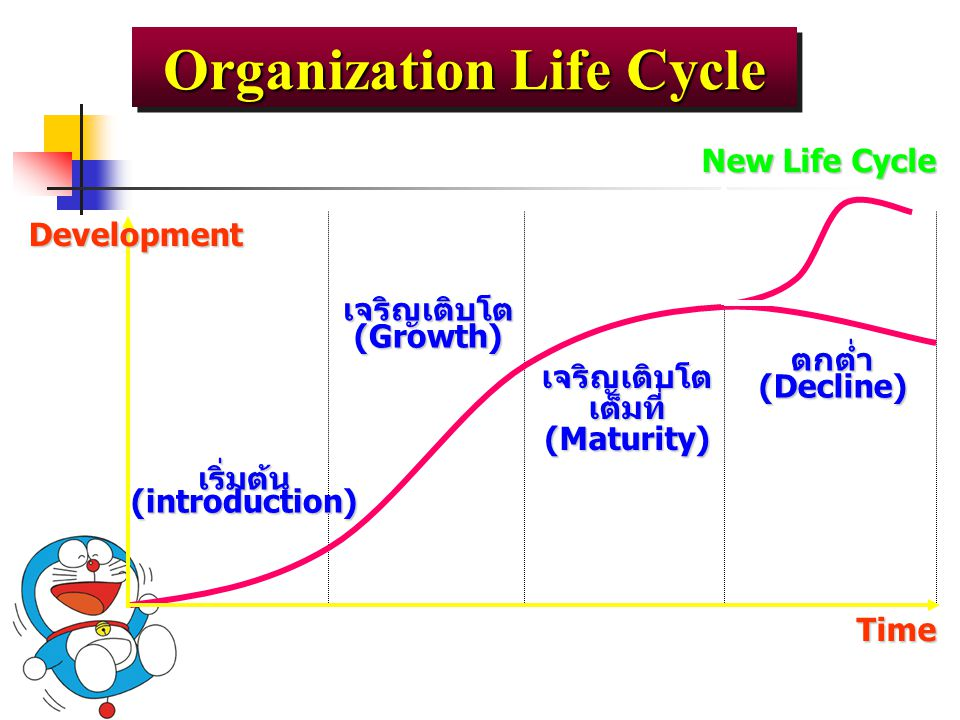 Organization Life Cycle
