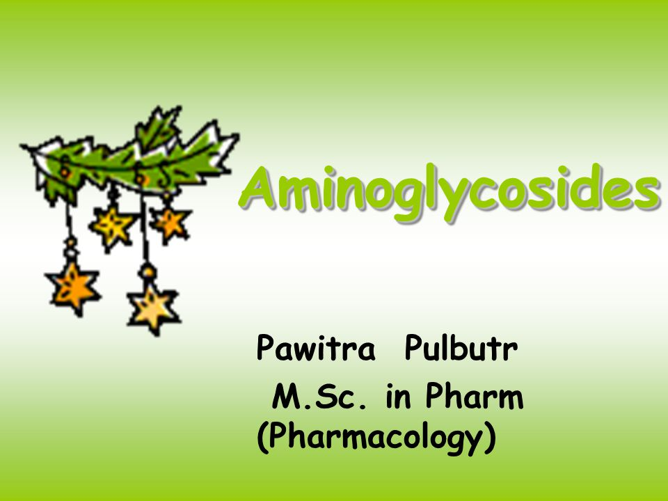 Pawitra Pulbutr M.Sc. in Pharm (Pharmacology)