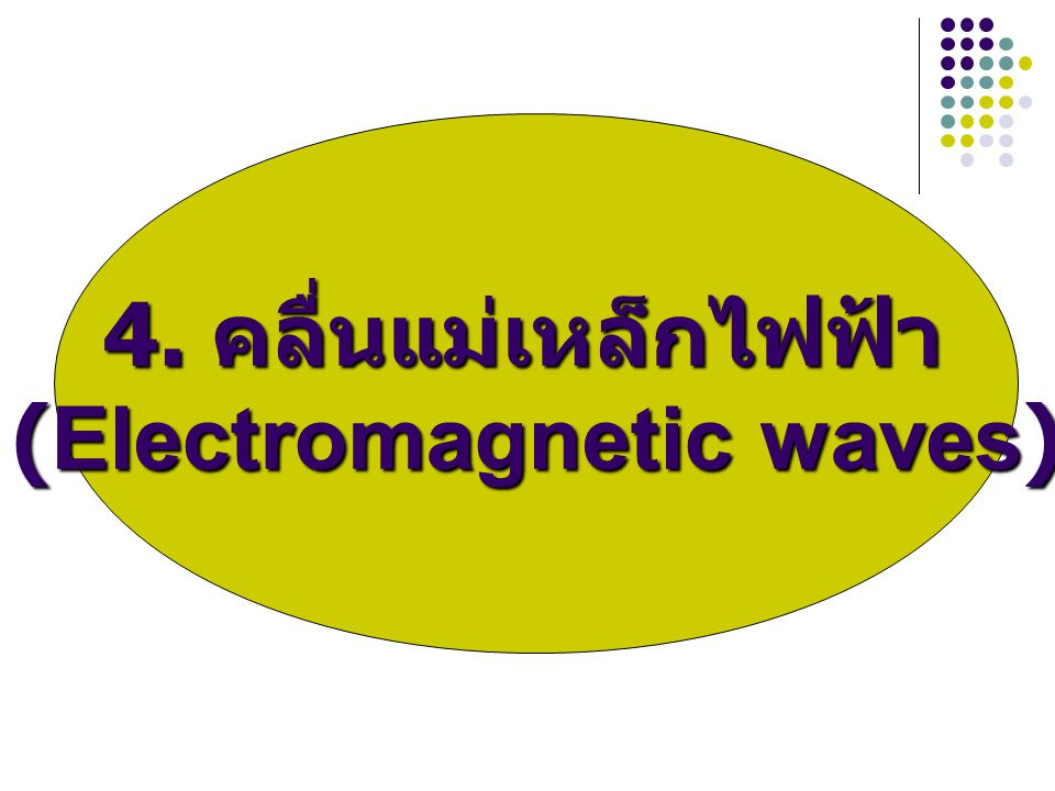 (Electromagnetic waves)