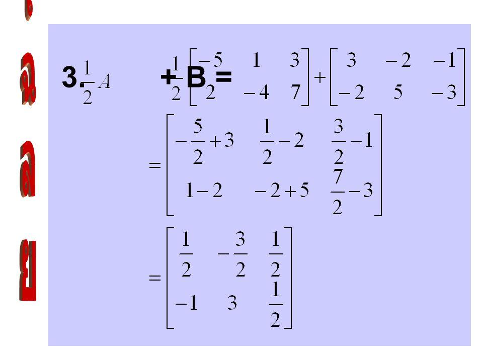 3. + B = เฉลย