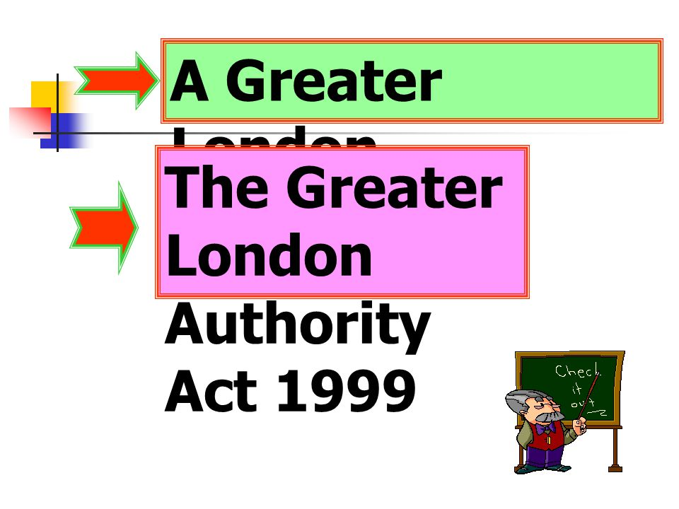 A Greater London Authority