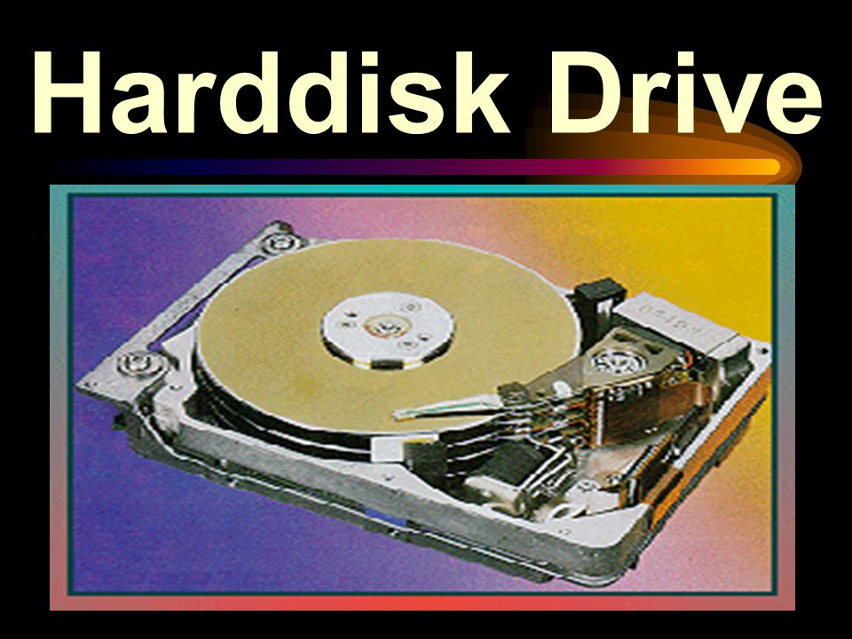 Harddisk Drive