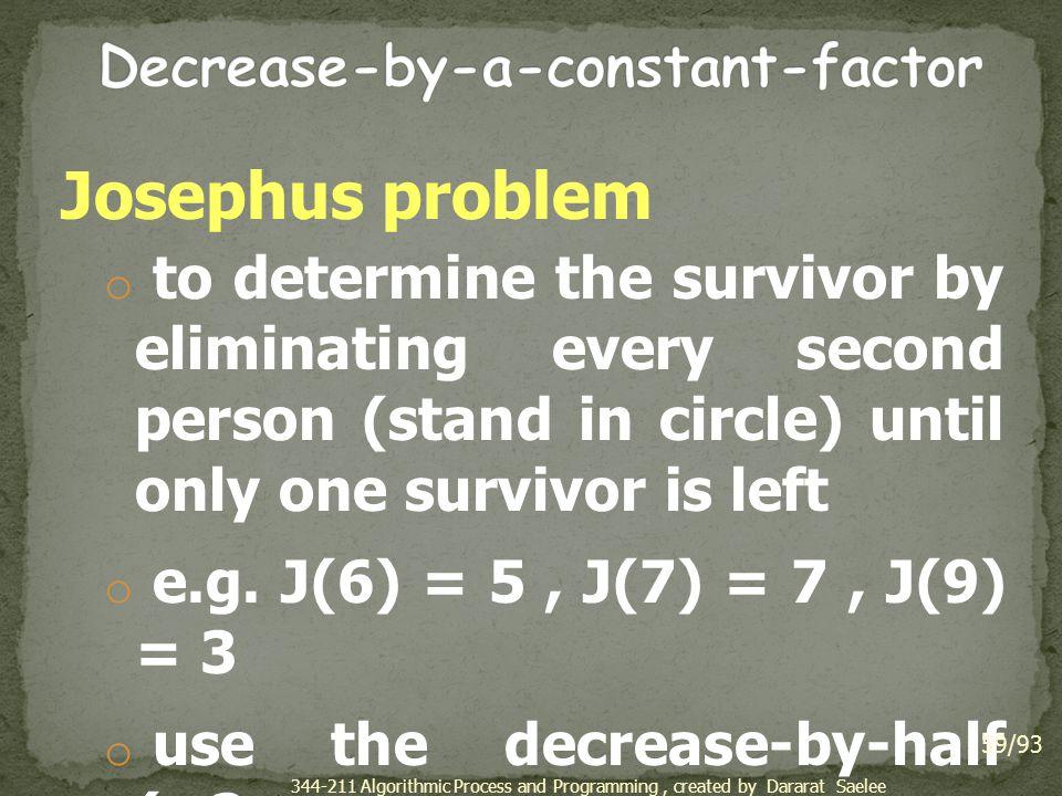 Decrease-by-a-constant-factor