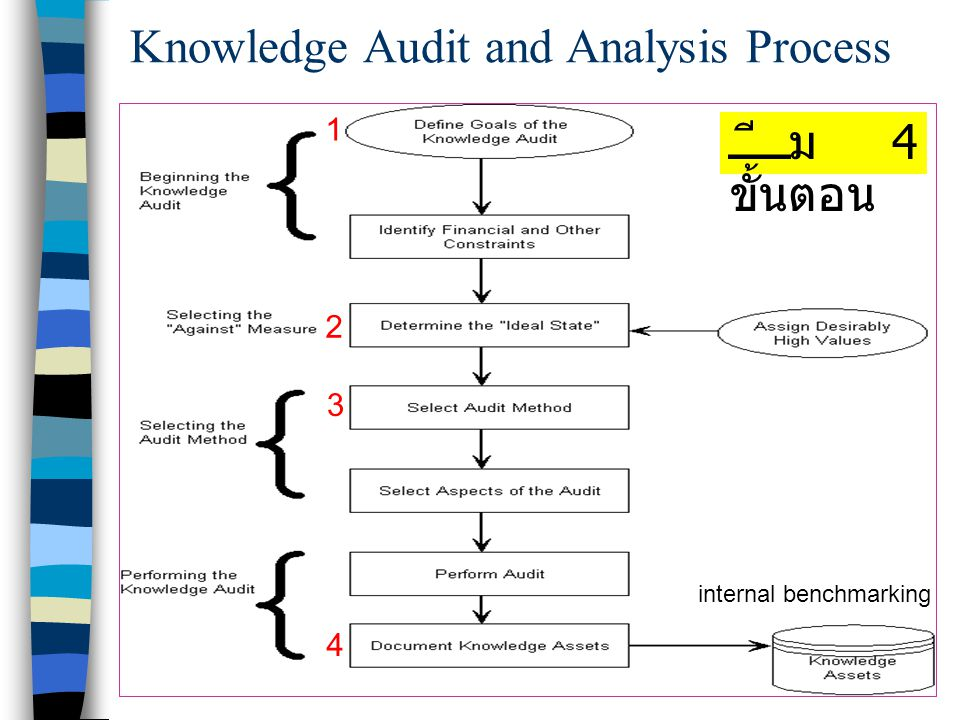 Knowledge Audit and Analysis Process