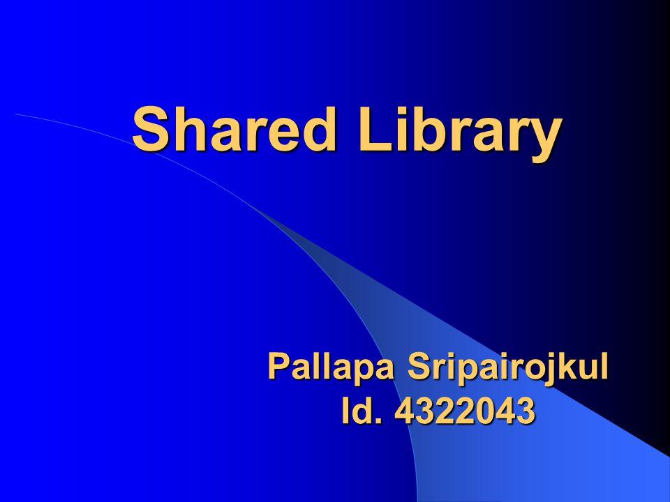 Pallapa Sripairojkul Id. 4322043