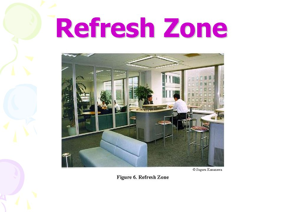 Refresh Zone