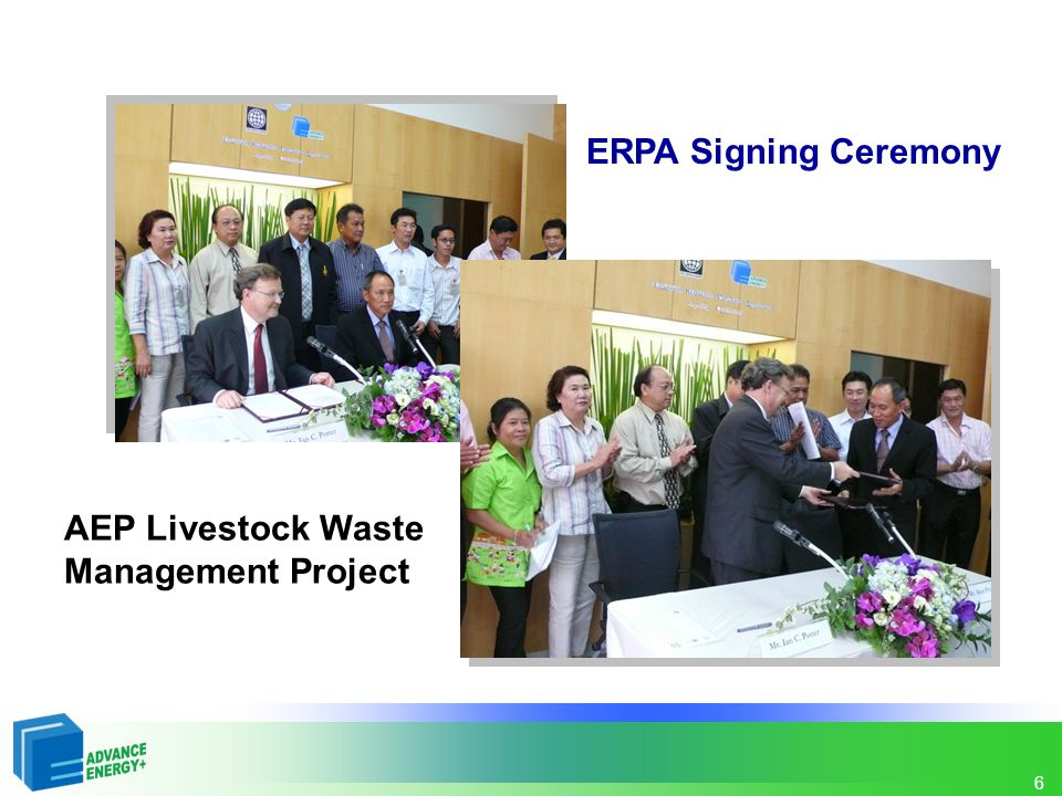 AEP Livestock Waste Management Project