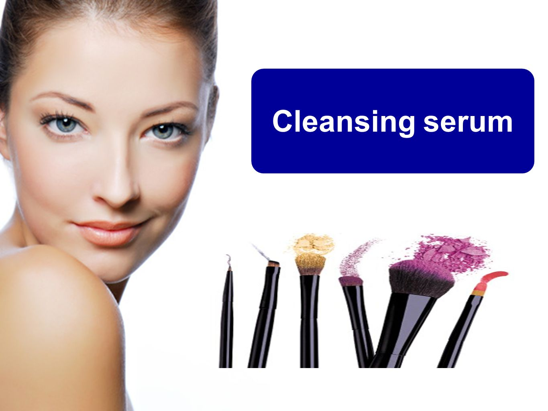 Cleansing serum